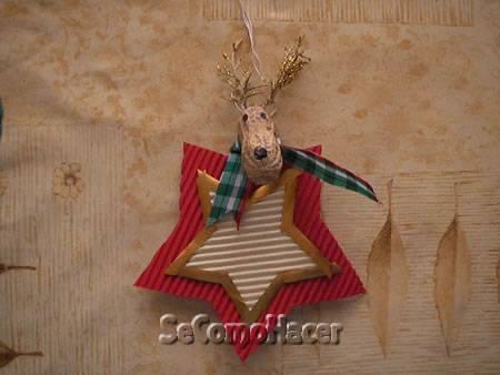 C mo hacer adornos para el rbol de navidad ideas para - Como hacer decoraciones navidenas ...