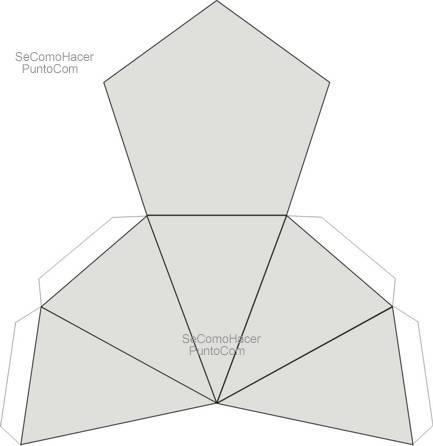 En Qu   Material Hacer Estas Figuras Geom  Tricas