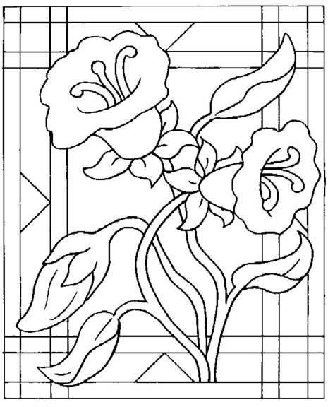 dibujos o moldes para realizar nuestros trabajos de manualidades