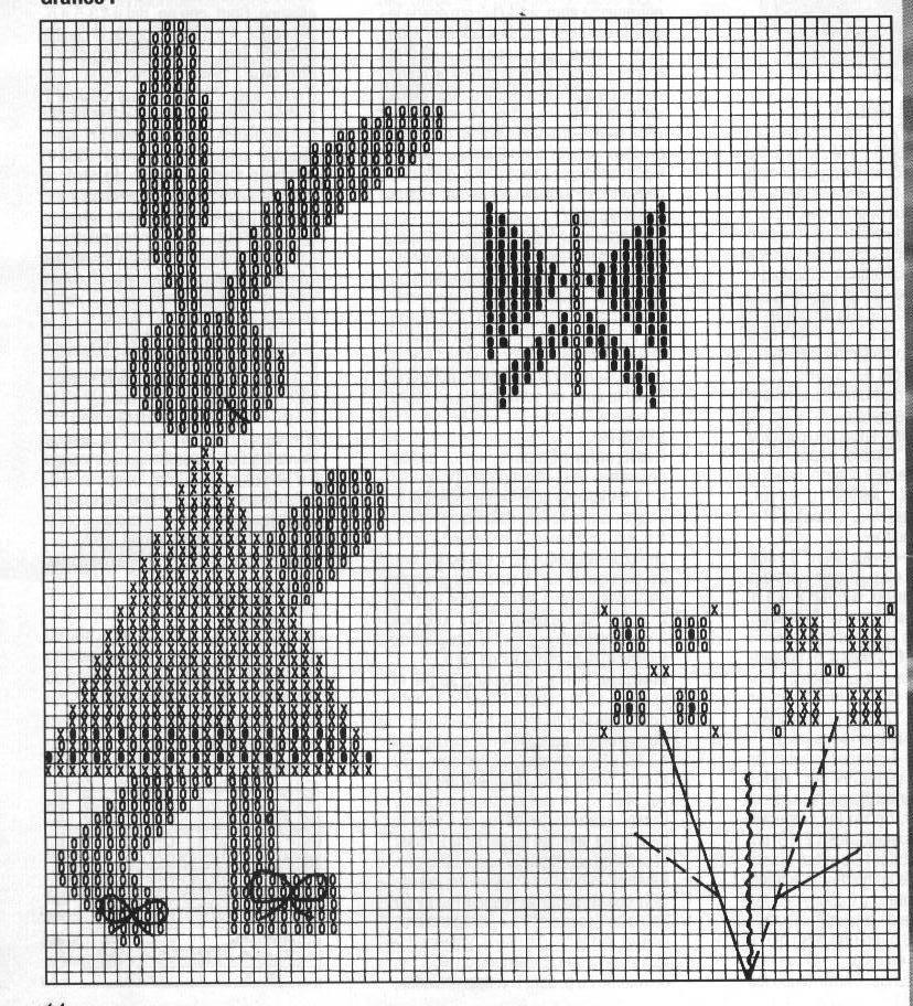 para bebés con dibujos infantiles :: Patrones para tejer un jersey de