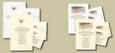 Estos diseños los puedes utilizar para hacer tus invitaciones con las