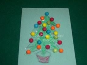 Postales de navidad divertidas ideas para hacer - Como hacer una felicitacion de navidad original ...