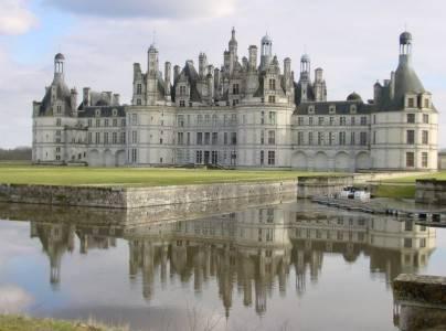 Castillo de chambord en el valle de loira francia fotos v deos horarios de visitas - Castillo de chambord ...