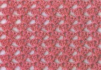 Muestras De Puntos Crochet