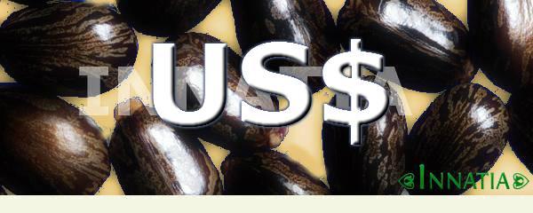 Precio del aceite de ricino