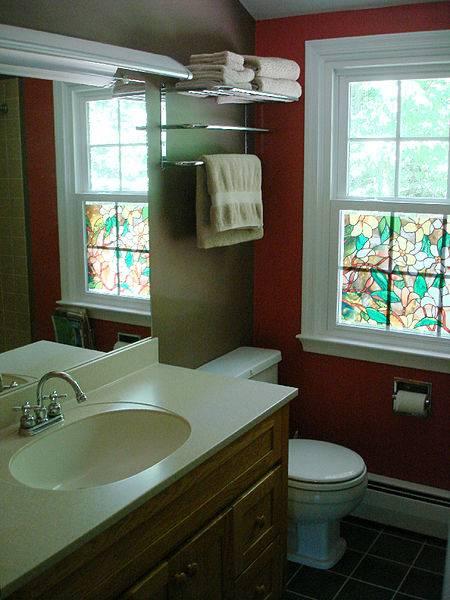 Dise o de cuartos de ba os peque os consejos para - Diseno cuartos de bano pequenos ...