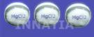 Pastillas de cloruro de magnesio