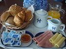Desayuno infantil