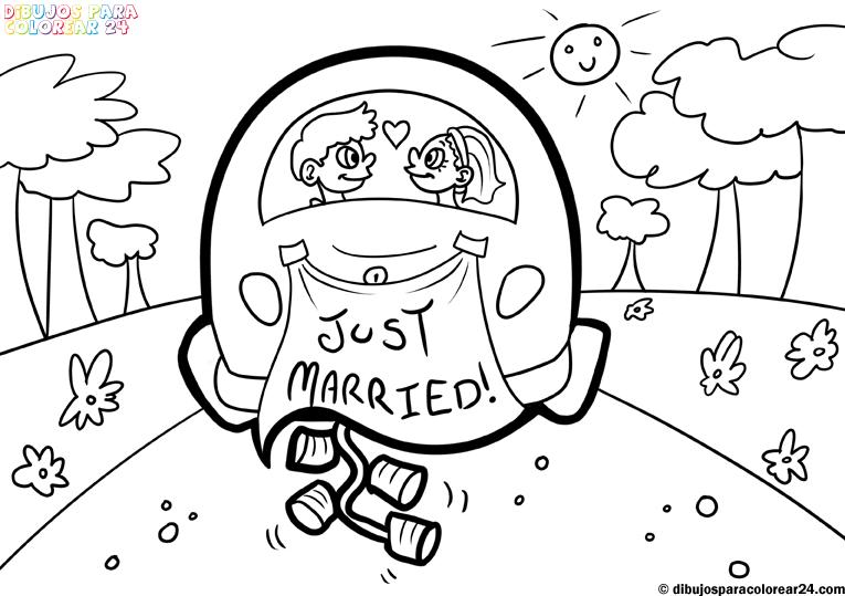 5 desenhos divertidos de noivos para cart es de casamento for Disegni per anniversario di matrimonio