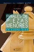 Finales de piezas menores en ejercicios 